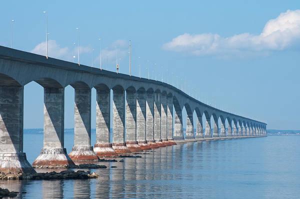 Wall Art - Photograph - Confederation Bridge by Simplycreativephotography