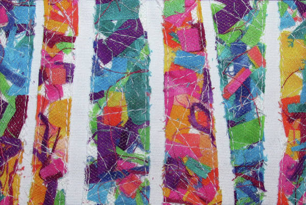 Tapestry - Textile - Confetti Is Good For The Soul by Pam Geisel