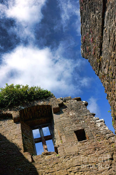 Edifice Photograph - Cong Abbey Ruins by Olivier Le Queinec