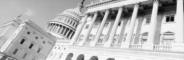 Wall Art - Photograph - Congress Building, Washington Dc by Panoramic Images