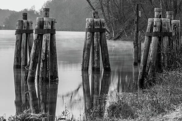 Photograph - Connecticut River At Dawn by Kyle Lee