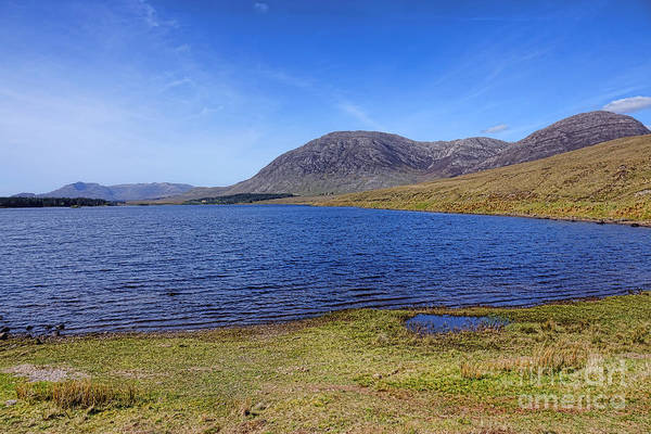 Photograph - Connemara Lake by Olivier Le Queinec
