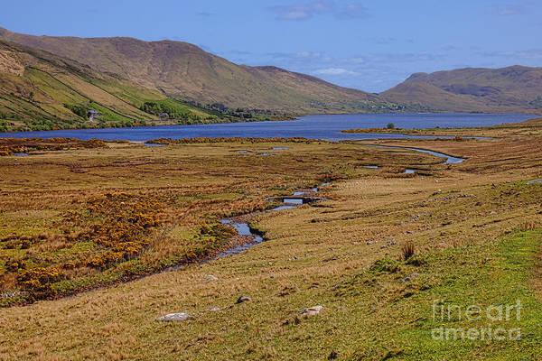 Photograph - Connemara Landscape by Olivier Le Queinec