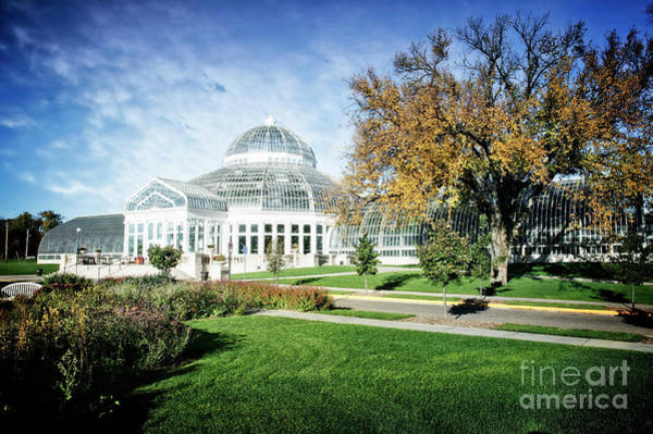 Photograph - Conservatory by Scott Kemper