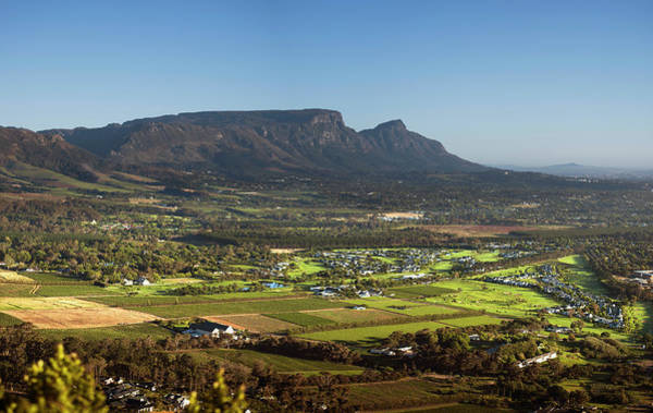 Photograph - Constantia Valley, Constantia, Western by Ken Gerhardt Photography