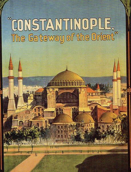 Wall Art - Digital Art - Constantinople by Long Shot