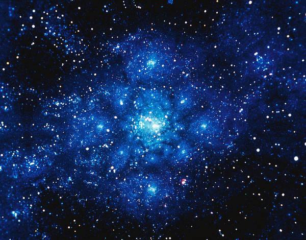 Majestic Digital Art - Constellation Digitally Generated Image by Stocktrek