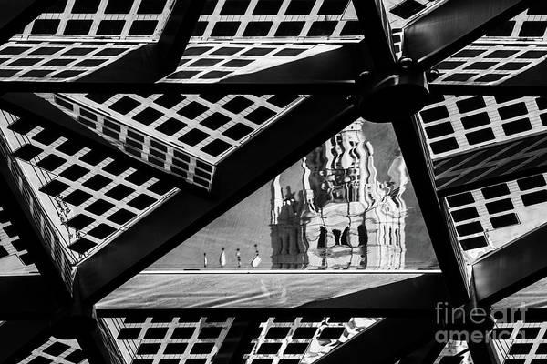 Photograph - Construction #7912 by Andrey Godyaykin