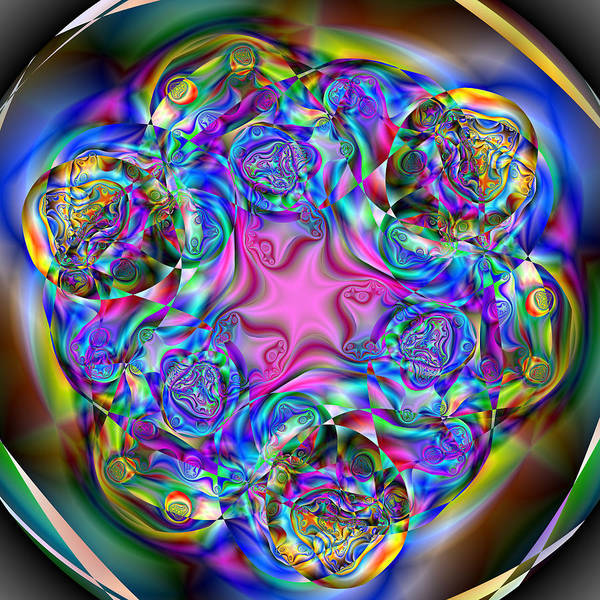 Digital Art - Contaments by Andrew Kotlinski