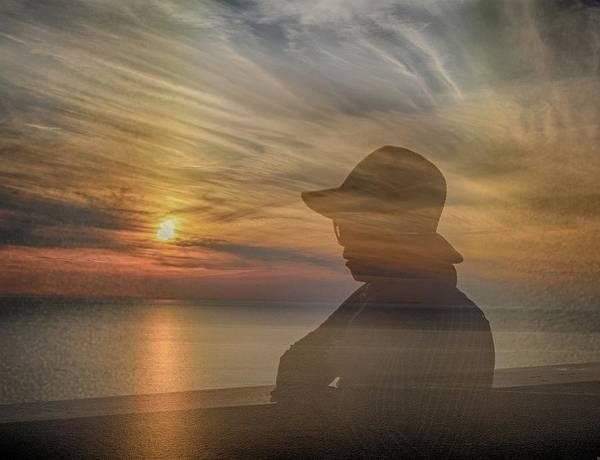 Photograph - Contemplation by Jim Cook