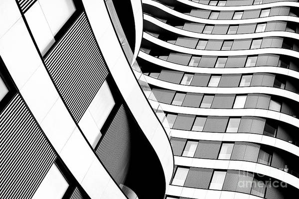 Photograph - Contemporary Curves by Tim Gainey