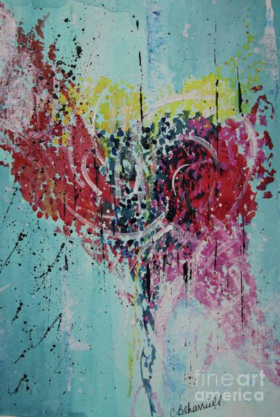Painting - Continuous Love by Cathy Beharriell