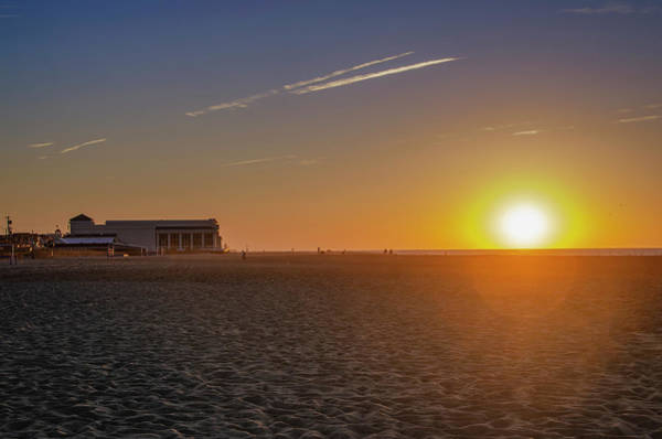 Photograph - Convention Hall - Cape May New Jersey by Bill Cannon