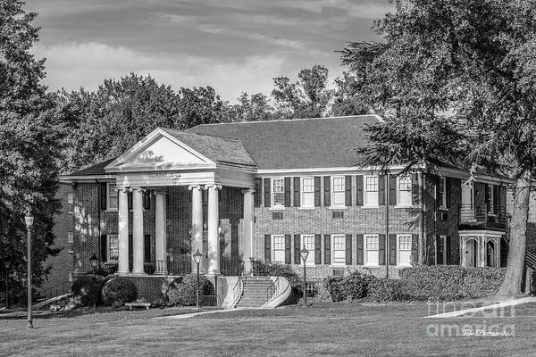 Photograph - Converse College Andrews Hall by University Icons