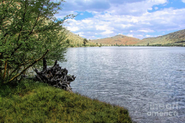 Photograph - Convict Lake Trail 2 by Joe Lach