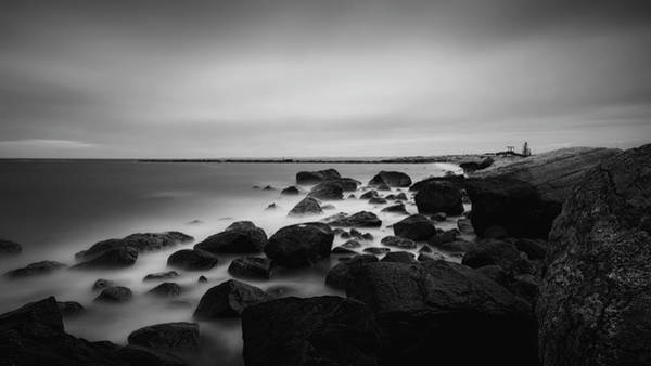 Photograph - Cookies And Cream In Black And White by Simmie Reagor
