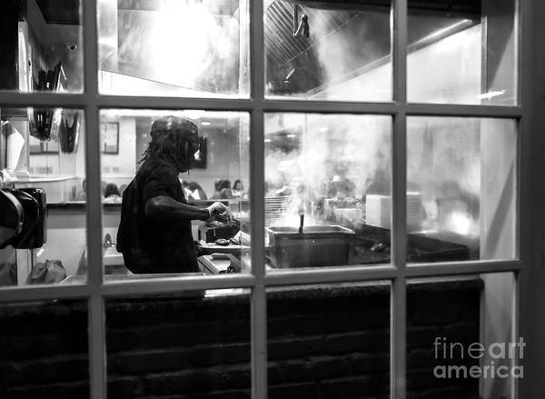 Photograph - Cooking In Nawlins by John Rizzuto