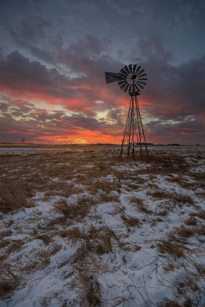 Wall Art - Photograph - Cool Breeze  by Aaron J Groen