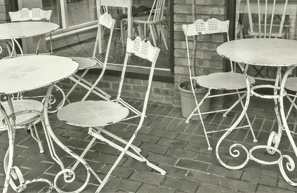 Photograph - Cool Seats by JAMART Photography