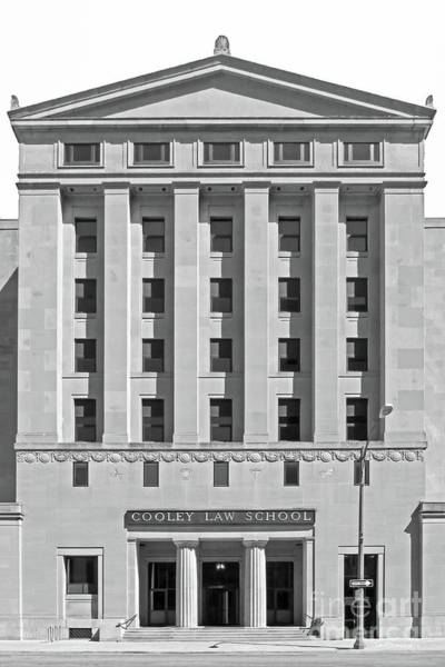 Photograph - Cooley Law School by University Icons