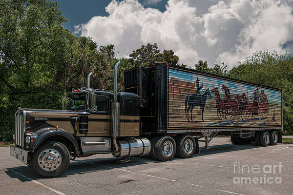 Photograph - Coors Run - Smokey And Bandit by Dale Powell