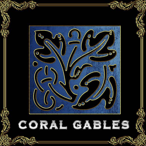 Photograph - Coral Gables by Carlos Diaz