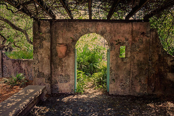 Photograph - Coral Gables Series 0280 by Carlos Diaz