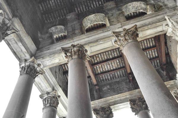 Photograph - Corinthian Columns Art by JAMART Photography