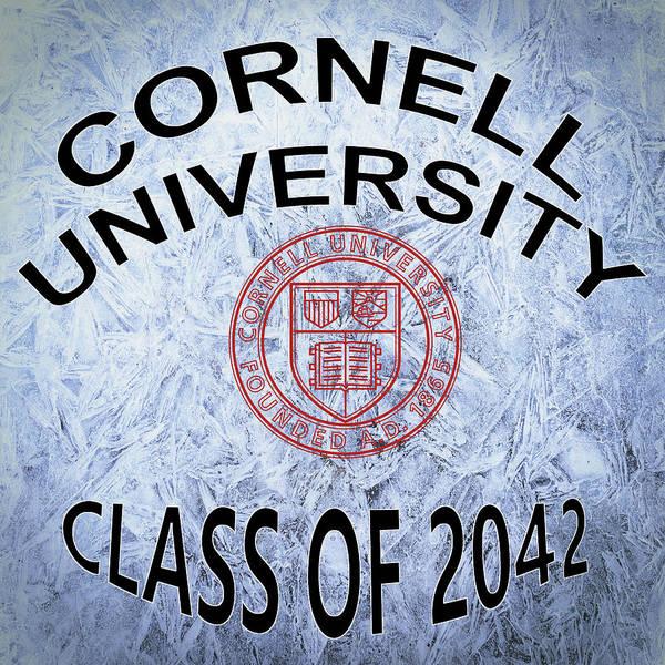 Wall Art - Digital Art - Cornell University Class Of 2042 by Movie Poster Prints