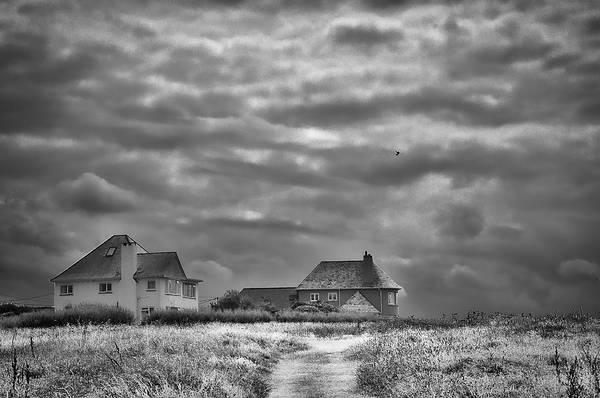 Photograph - Cornish Farm by David Resnikoff