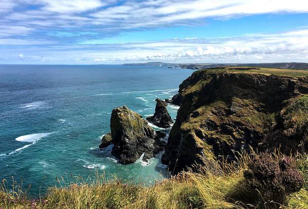 Photograph - Cornwall  1 by David Resnikoff