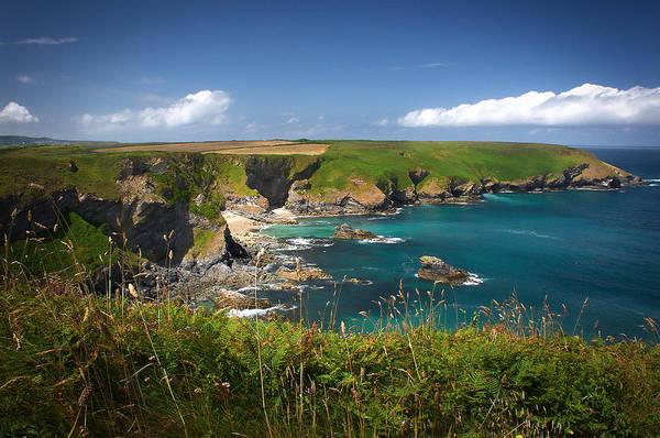 Photograph - Cornwall  2 by David Resnikoff