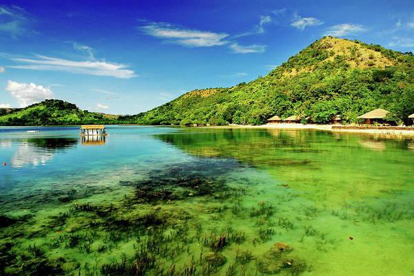 Philippines Photograph - Coron Resort View by Hank Sun (hanksun88)
