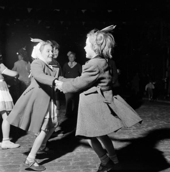 Garment Photograph - Coronation Dance by Thurston Hopkins/john Chillingworth