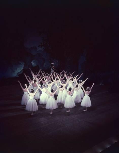 Photograph - Corps De Ballet by Ward