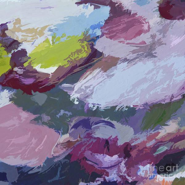 Conceptual Painting - Corpus Vi by David Lloyd Glover