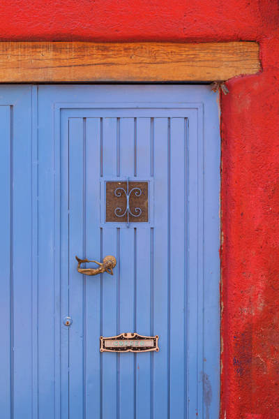 Mail Slot Photograph - Correos by Brenda Tharp