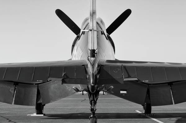 Photograph - Corsair's Tail by Chris Buff