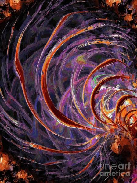 Wall Art - Painting - Cosmic Soup. Abstract Art By Tito by Tito