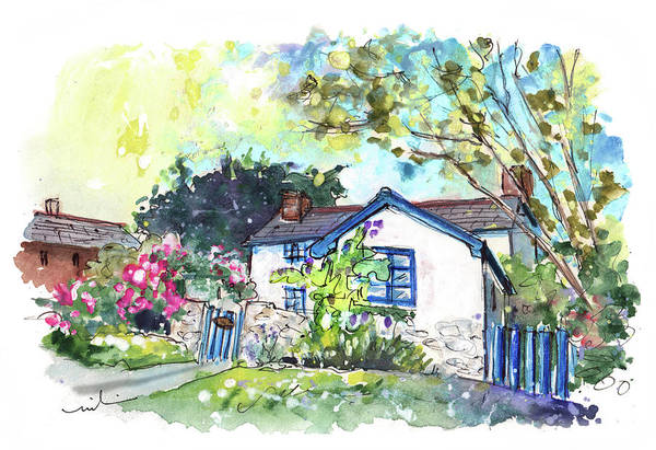 Painting - Cottage On Lizard Peninsula by Miki De Goodaboom