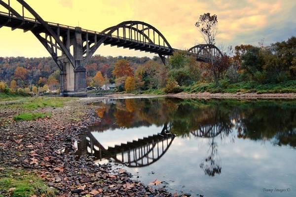 Photograph - Cotter, Arkansas by Wesley Nesbitt
