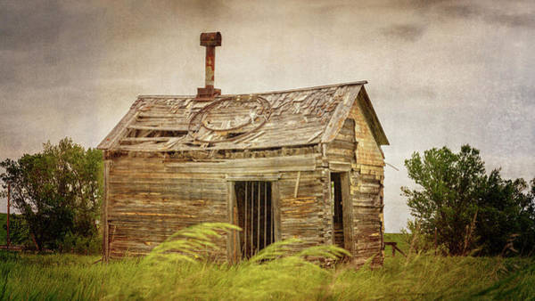Wall Art - Photograph - Cottonwood South Dakota Jail by Joan Carroll