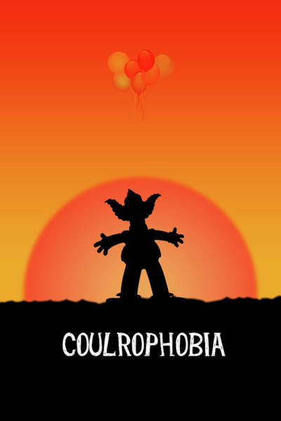 Photograph - Coulrophobia by John Haldane