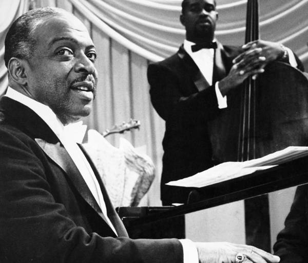 Piano Photograph - Count Basie by Archive Photos