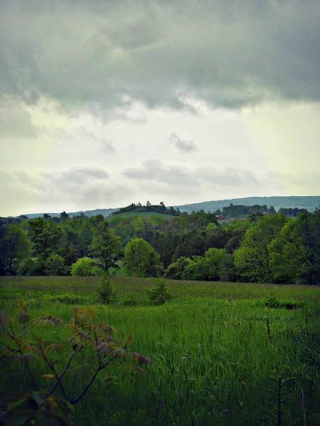 Photograph - Country Hills by Cyryn Fyrcyd