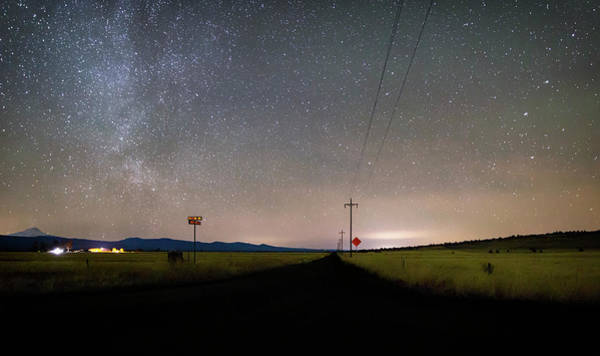 Wall Art - Photograph - Country Road Nights by Cat Connor