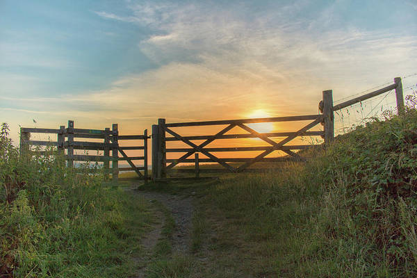 Wall Art - Photograph - Country Sunsets by Martin Newman