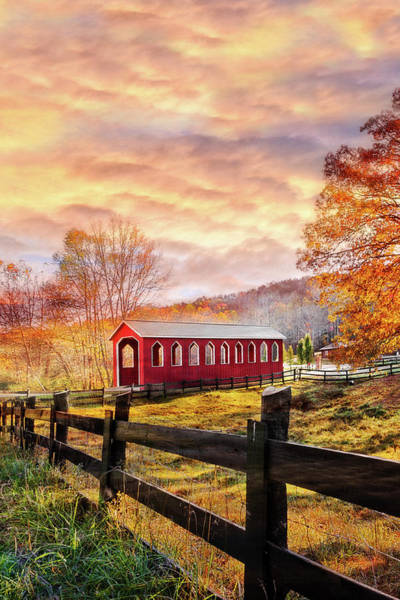 Photograph - Country Times II  by Debra and Dave Vanderlaan