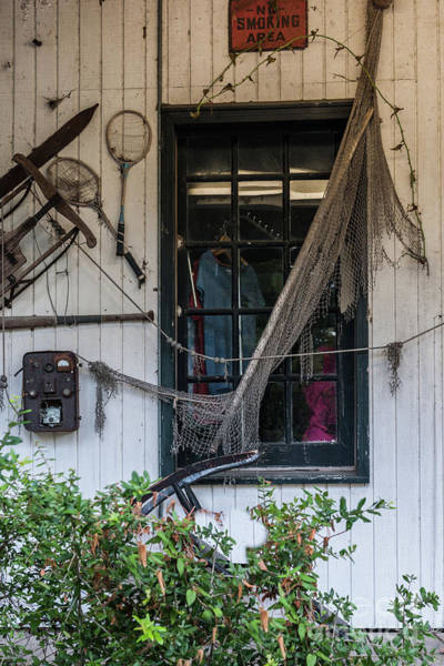 Photograph - Country Window by Dale Powell