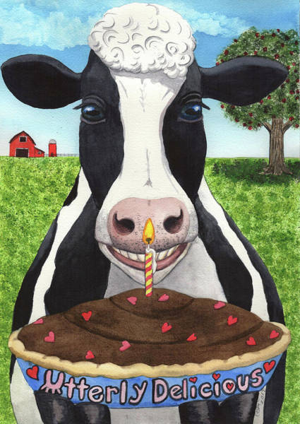 - Cow's Pie by Catherine G McElroy